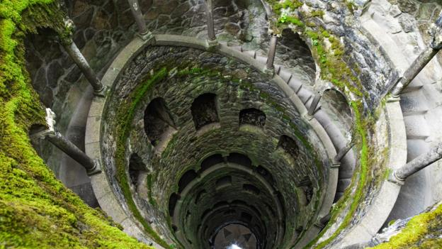 The mysterious inverted tower steeped in Templar myth