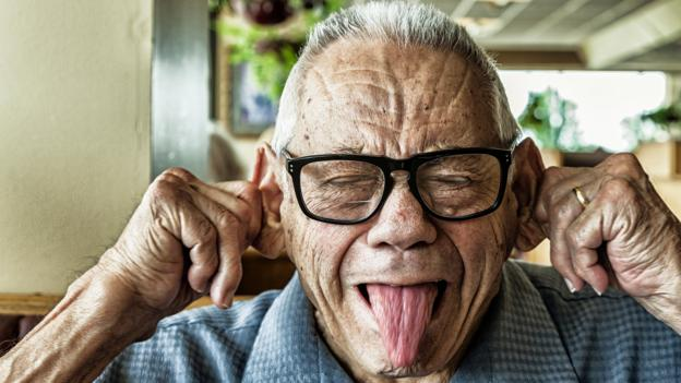 How your personality changes as you age