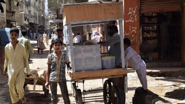 The law of generosity combatting coronavirus in Pakistan