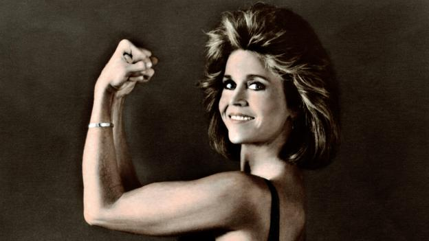 Home workouts as essential viewing: Jane Fonda to Joe Wicks