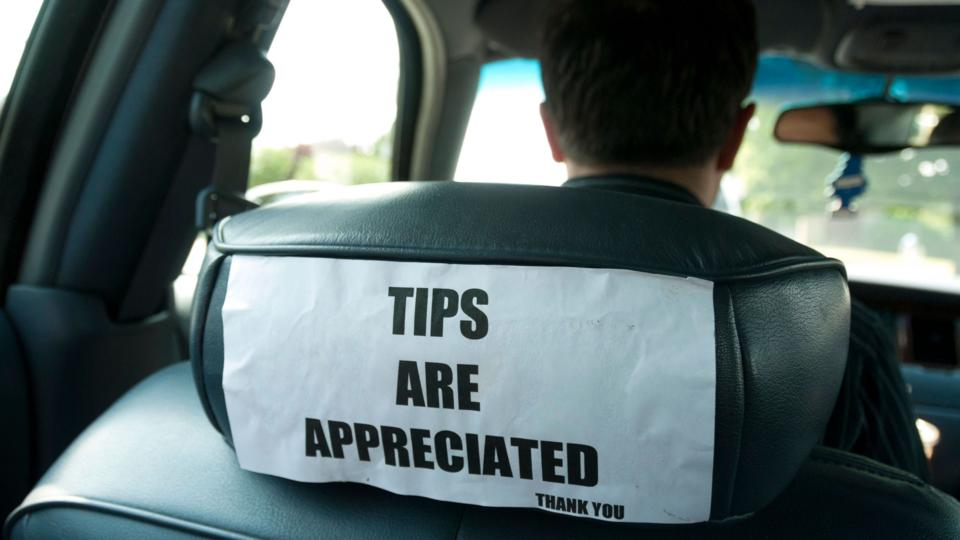 Is this the end of tipping? - BBC Worklife