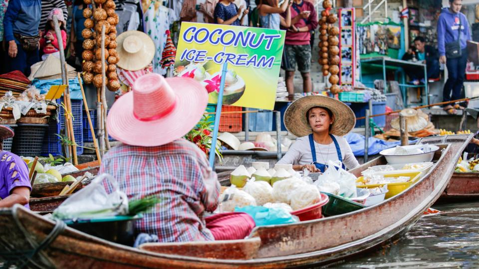 Bangkok shouldn't be good for expats – but it is - BBC Worklife