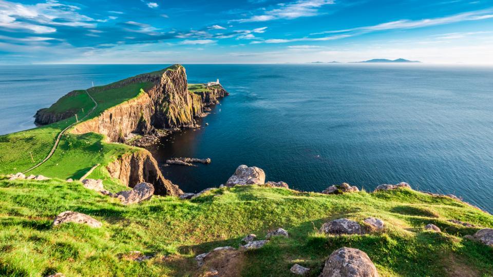 Scottish Coastline