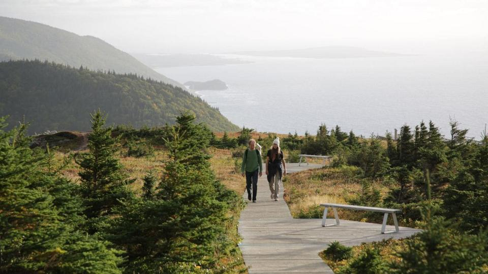Cabot Trail is a Quest for the Best