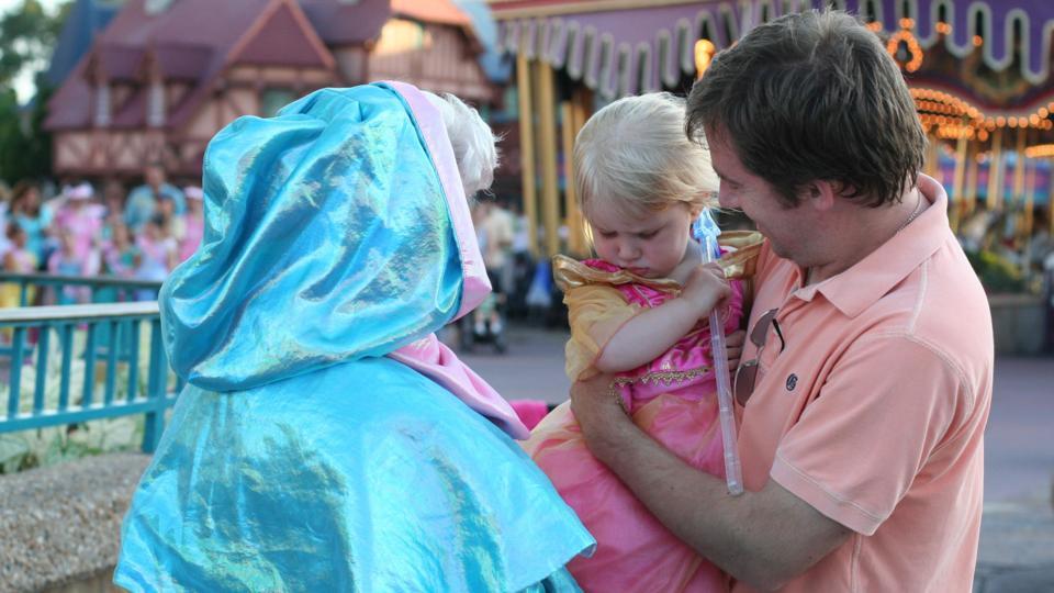 fairy godmother toddler Disney