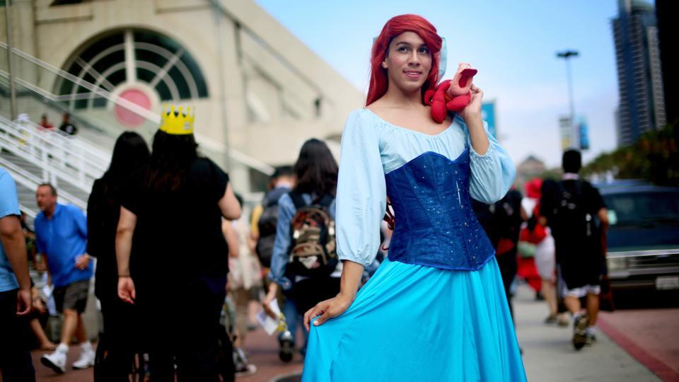 Disney adult Ariel
