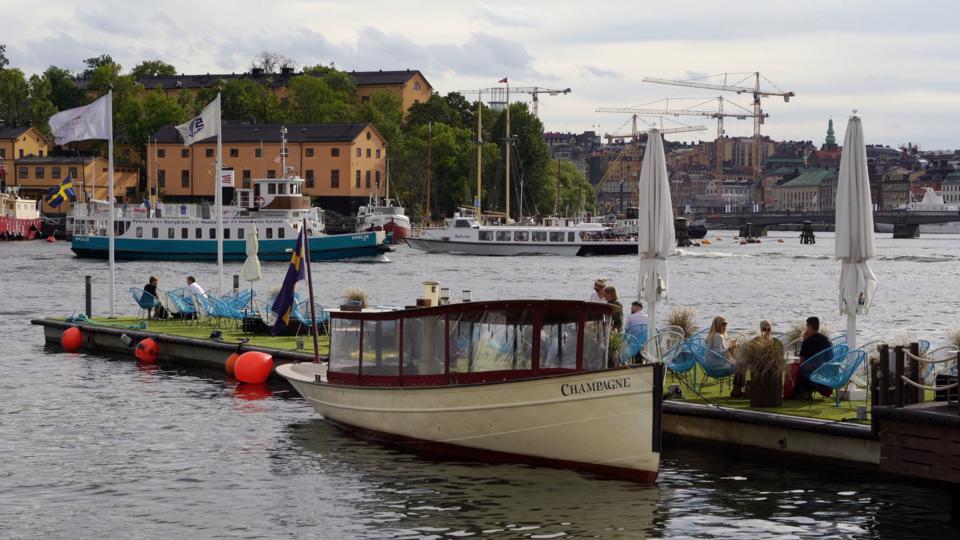 Waterfront, Stockholm