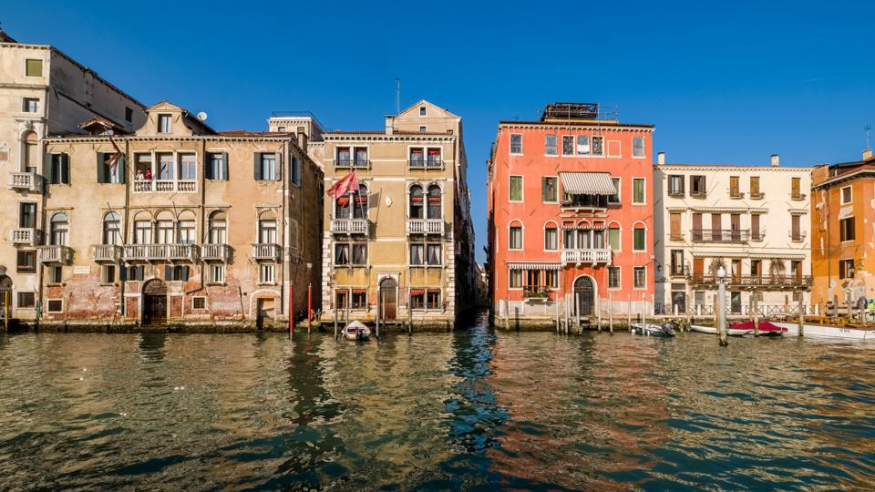 Venice buildings and canal (Credit: Getty Images)