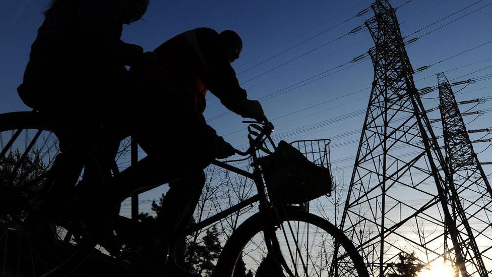 Electric bikes take China by storm