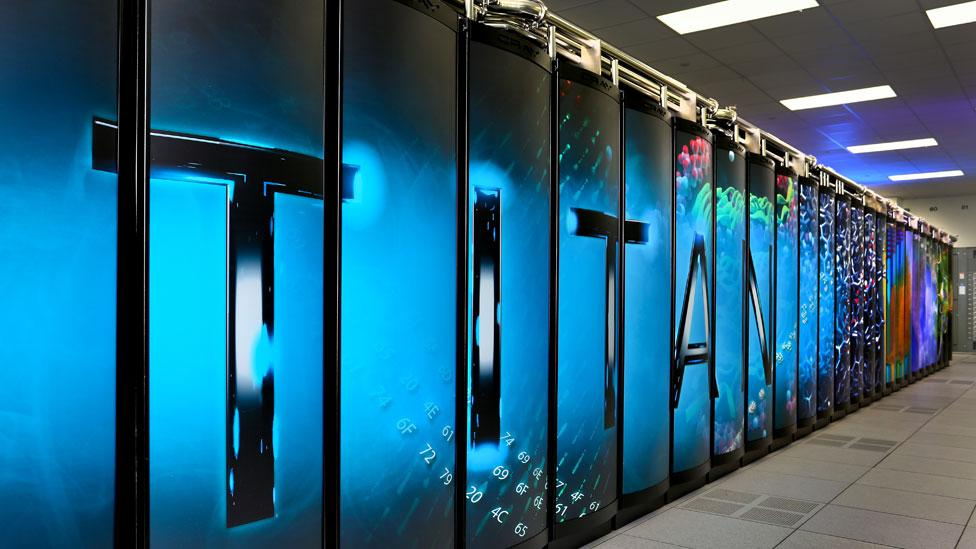 Building Titan: The 'world's fastest' supercomputer