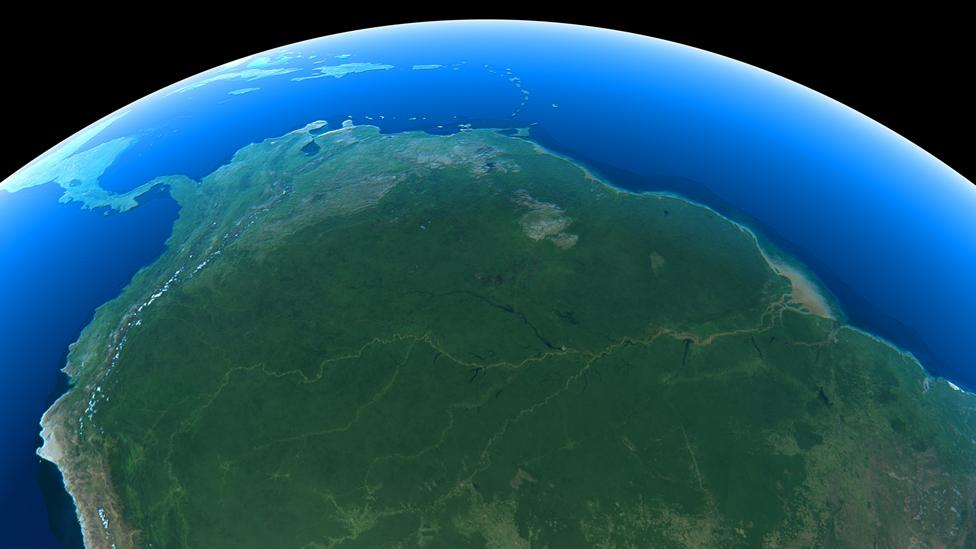 Amazon Lungs Of The Planet Bbc Future
