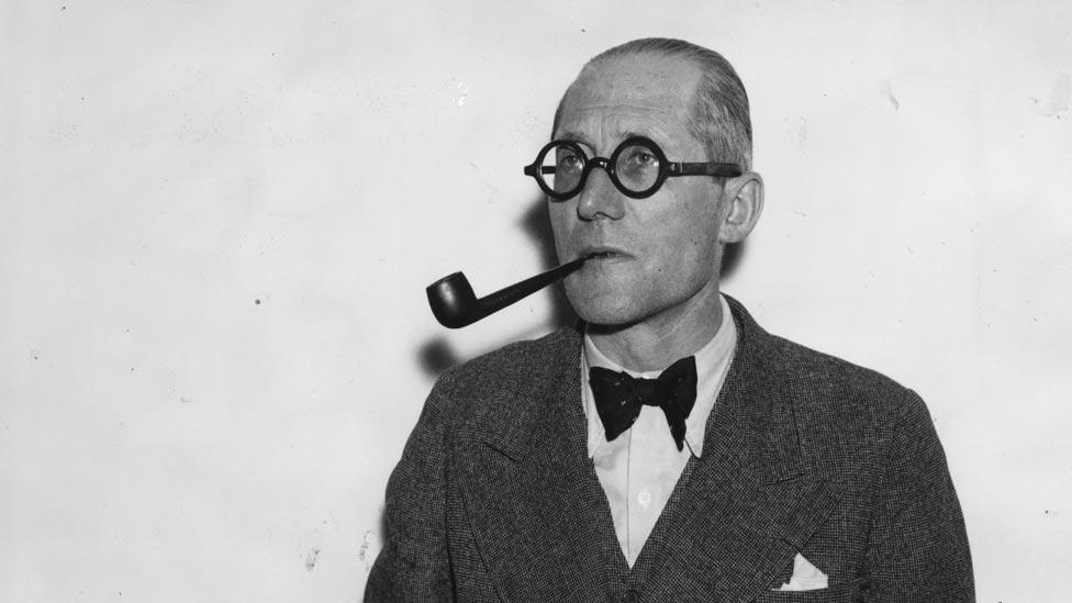 Considered by many to be a pioneer of modern architecture, Le Corbusier and his radical polemic, Towards a New Architecture have been viewed by some as dictatorial. (Getty Images)