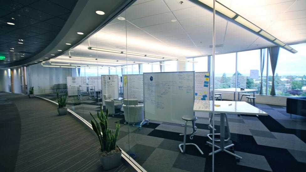 US-based Citrix has converted half its offices into open workspaces (Citrix)