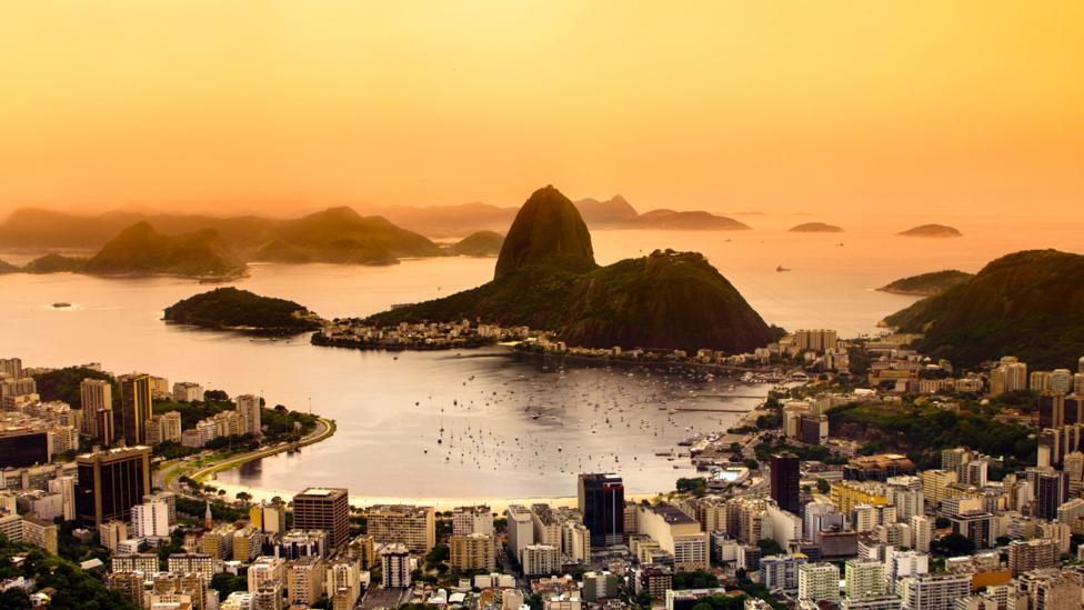 In Brazil...