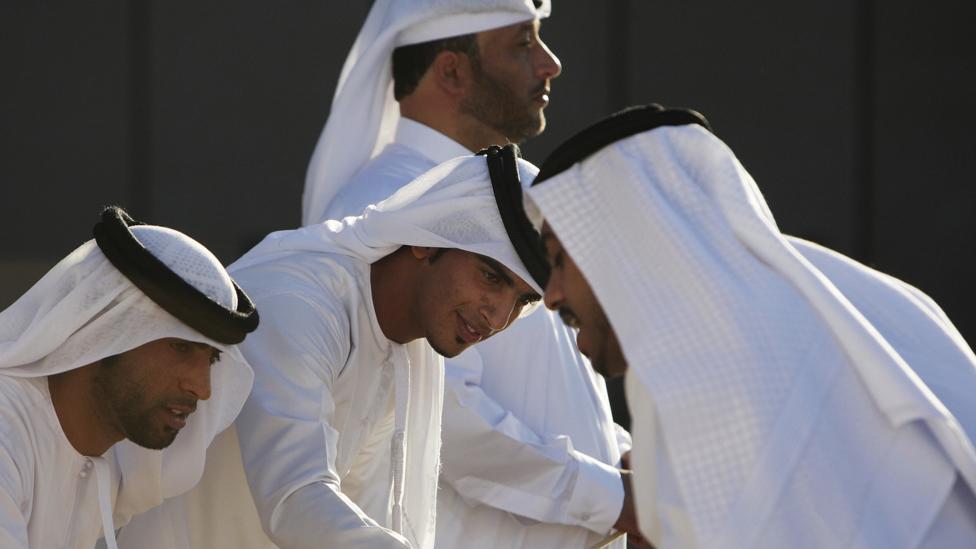 In the United Arab Emirates...