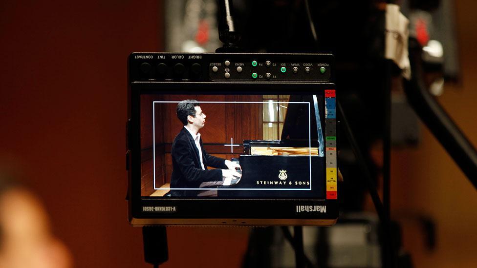 foto de Online courses: Music education for all? - BBC Culture