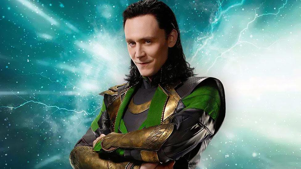 Loki, a shape-shifter in the Marvel movies (Thor:The Dark World / Paramount Pictures)