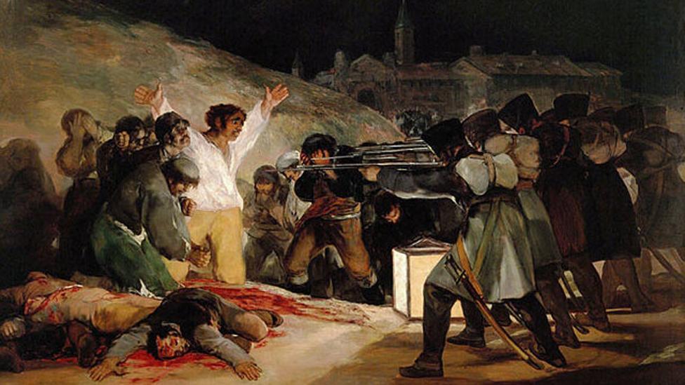 Francisco Goya, Third of May, 1808, 1814