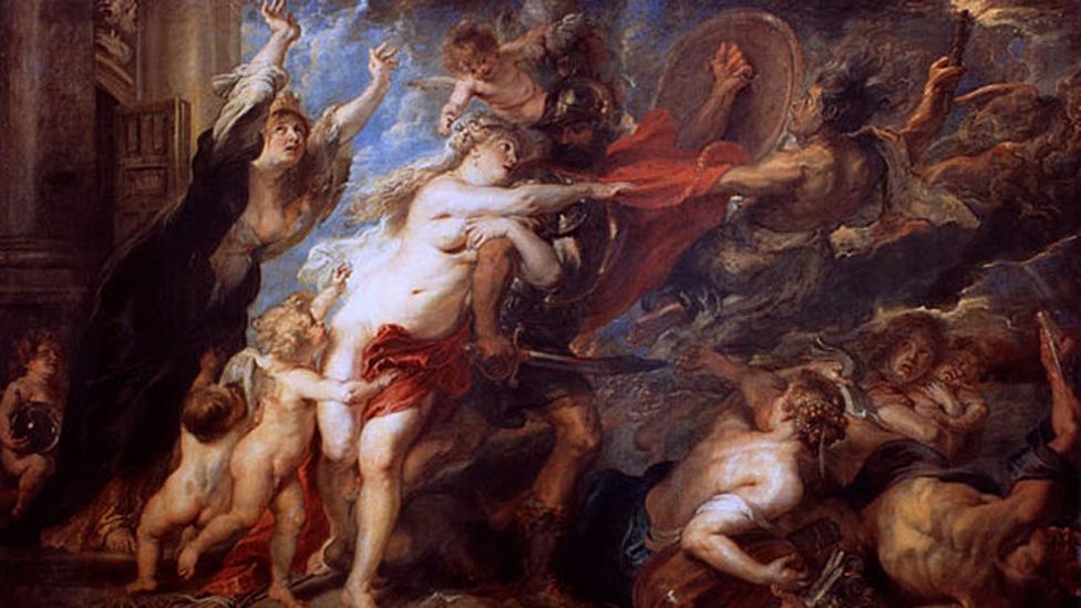 Peter Paul Rubens, Consequences of War, 1638–39