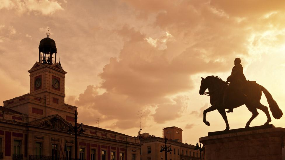 Puerta del Sol offers many hotel and culture options. (iStock)