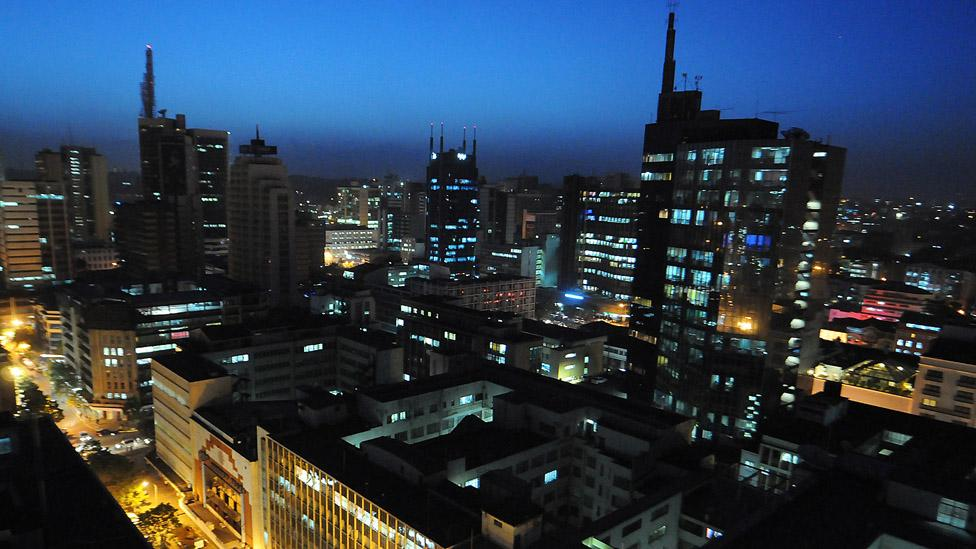 Many multinationals are expanding in Nairobi (Tony Karumba/AFP/Getty Images)