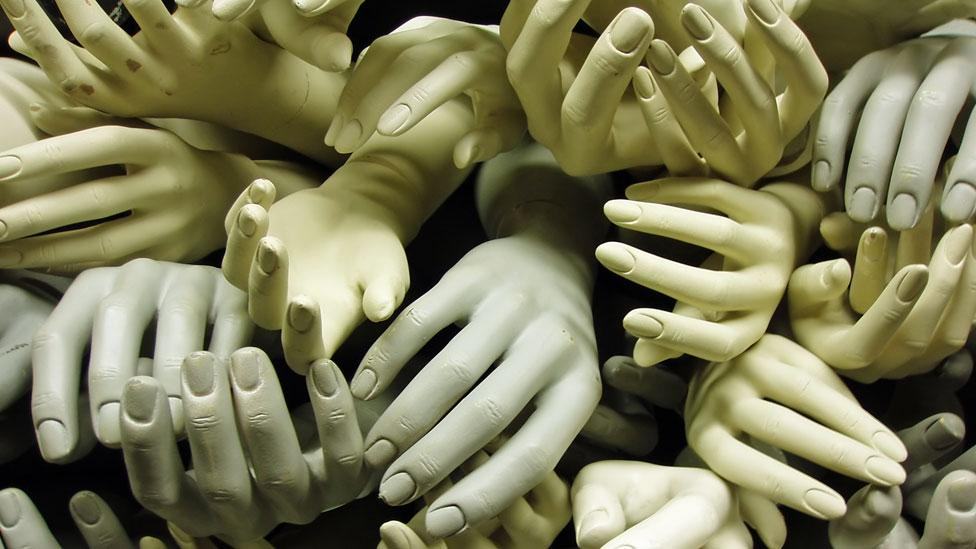 What happens to prosthetics and implants after you die
