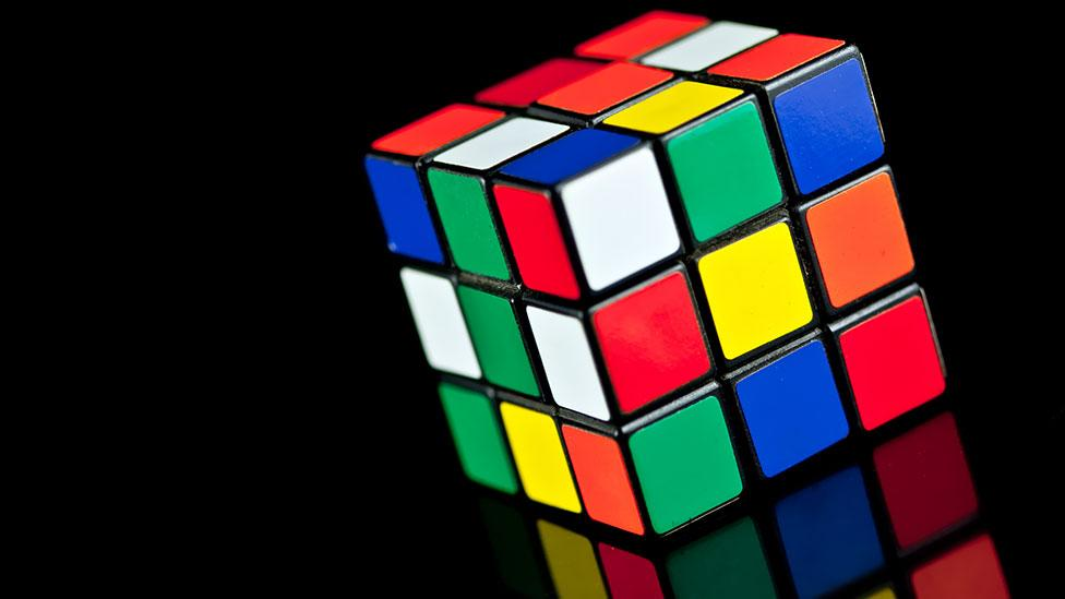 More than 400m Rubik's cubes have been sold worldwide, making it one of the most popular toys of all time. (Andy Spencer/Devon Photography)