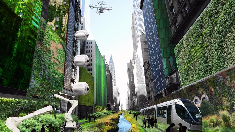 The new New York needs to put sustainable development and green solutions above everything else (Terreform)