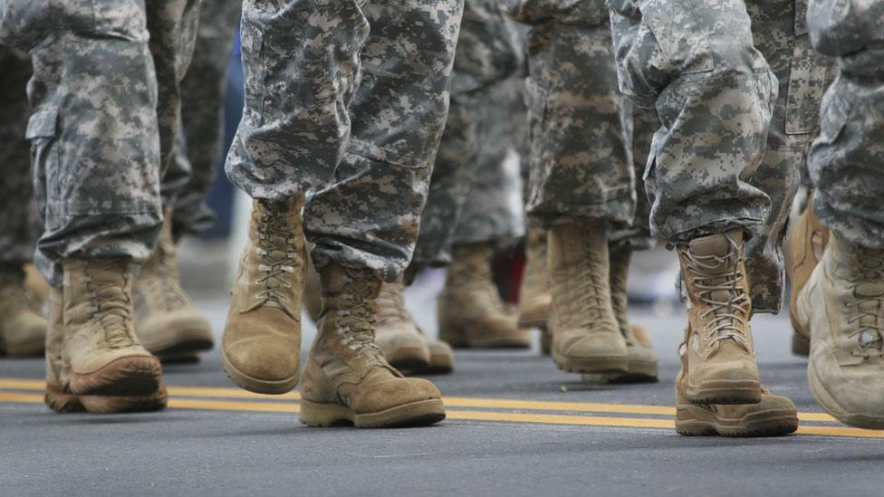 Some believe a military background may help prevent the worst effects of isolation (Thinkstock)