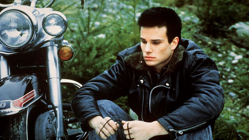 Twin Peaks is filled with all-American archetypes, such as the biker (AF archive / Alamy)