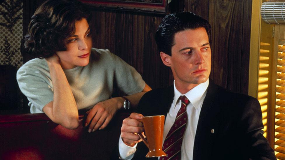 FBI Agent Dale Cooper is obsessed with black coffee (Rex)