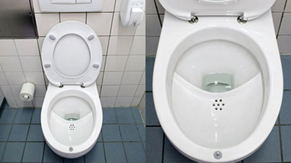 The NoMix toilet separates faeces and urine (SuSanA Secretariat/Roediger NoMix toilet/Flickr/CC BY 2.0)