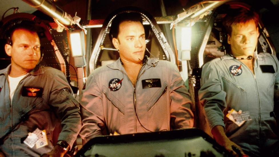 Apollo 13: failure is not an option when it comes to bringing back stranded astronauts (Universal)