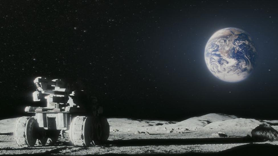 Moon - a good place to go stir crazy left on your own? (Sony Pictures Classic)