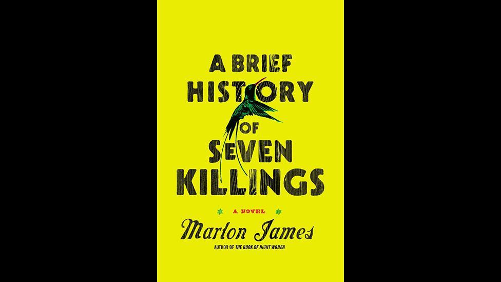 10. Marlon James, A Brief History of Seven Killings