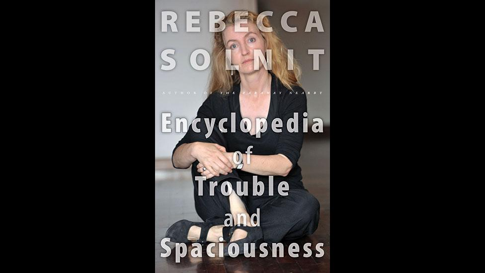 8. Rebecca Solnit, The Encyclopedia of Trouble and Spaciousness