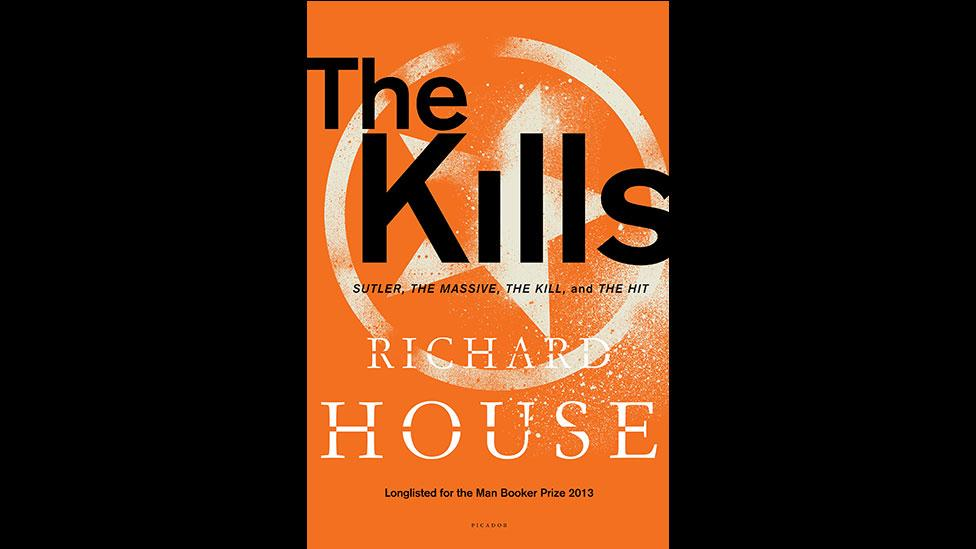 6. Richard House, The Kills
