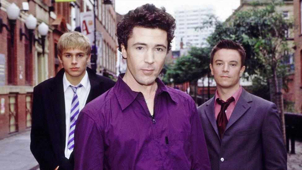 Russell T Davies' version of Queer as Folk generated massive controversy in the UK upon its debut in 1999 (Channel 4)