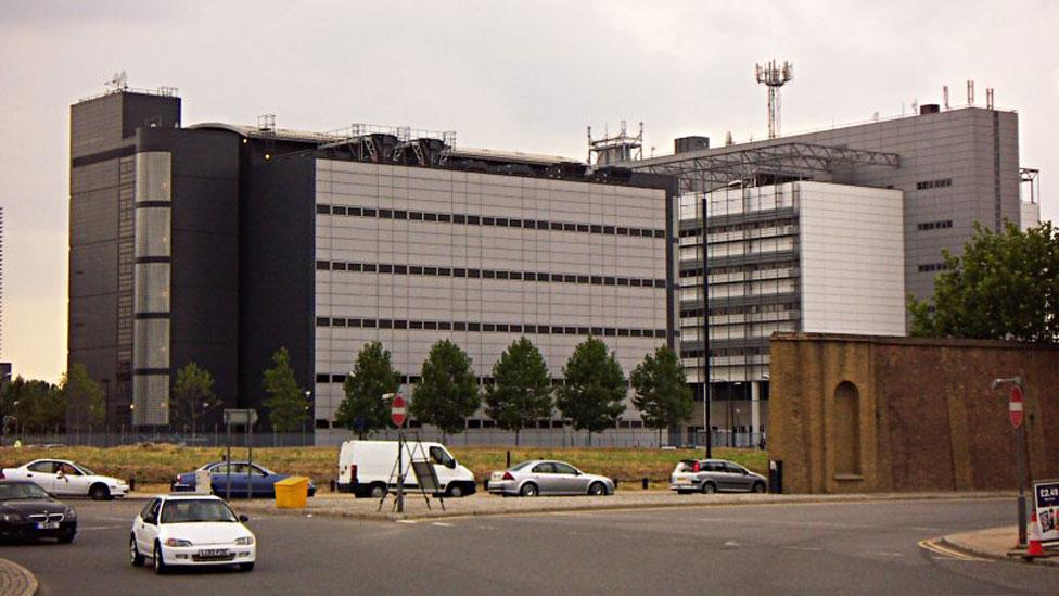 The home of the London Internet Exchange, one of the most important buildings you've never heard of (Wikipedia/Keithlard/CC BY-SA 3.0)