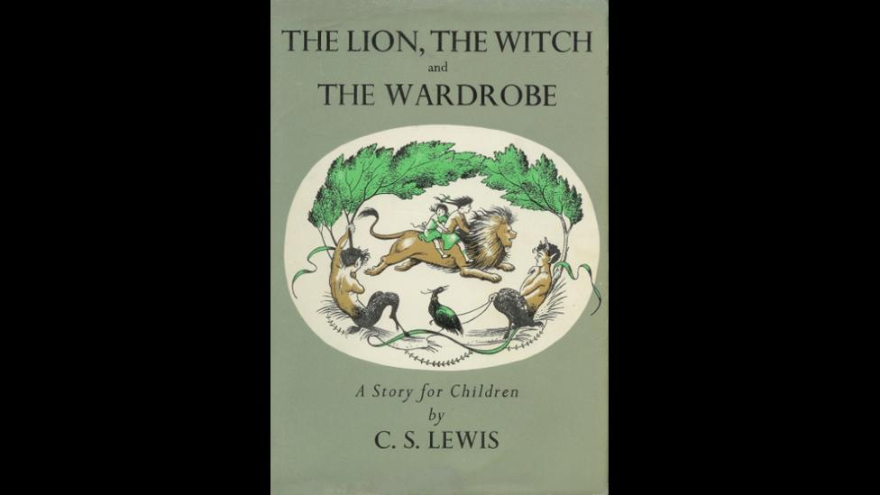 2. CS Lewis, The Lion, the Witch and the Wardrobe (1950)