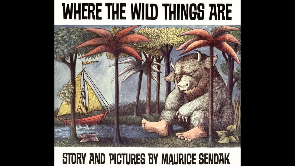 3. Maurice Sendak, Where the Wild Things Are (1963)