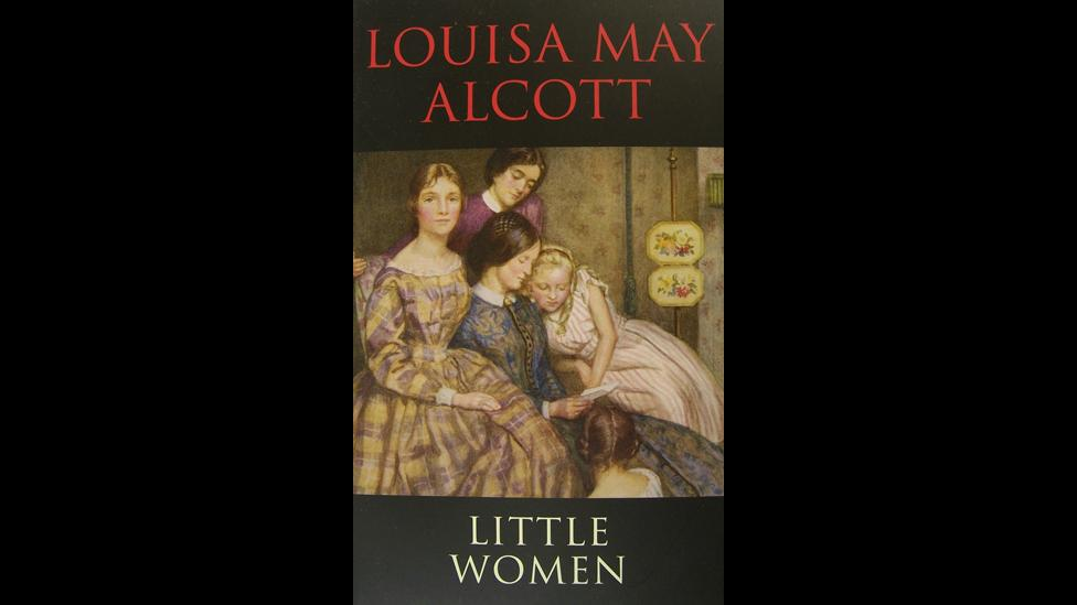 5. Louisa May Alcott, Little Women (1868)