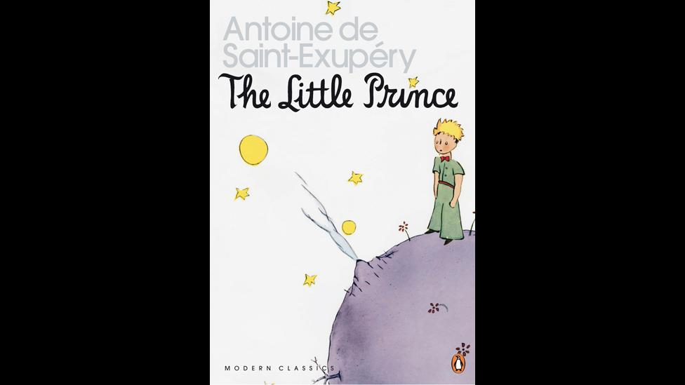 6. Antoine de Saint-Exupéry, The Little Prince (1943)