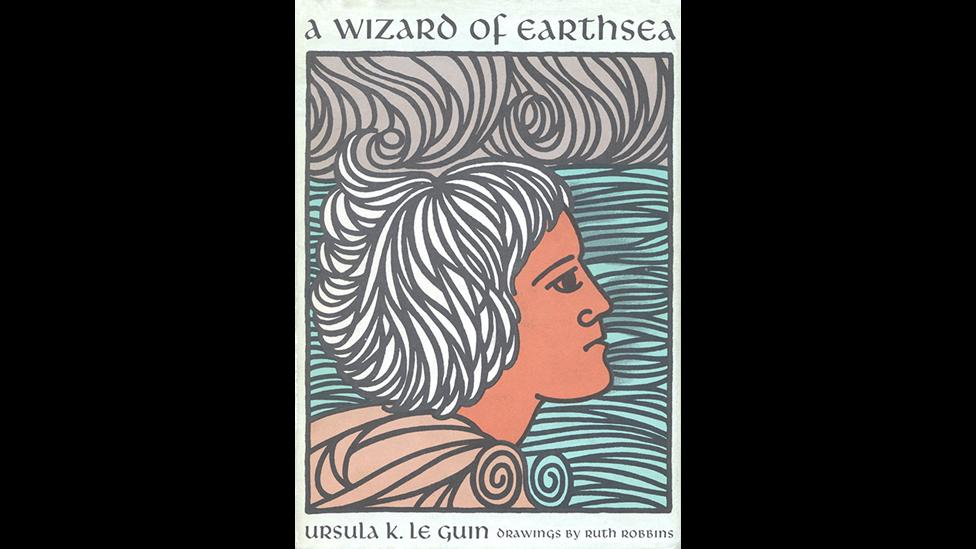 9. Ursula K Le Guin, A Wizard of Earthsea (1968)