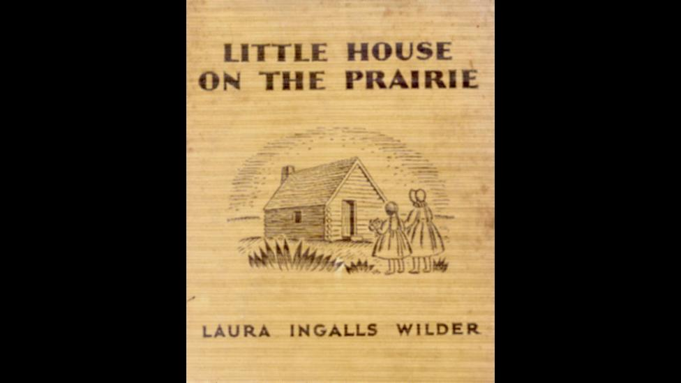 11. Laura Ingalls Wilder, Little House on the Prairie (1935)