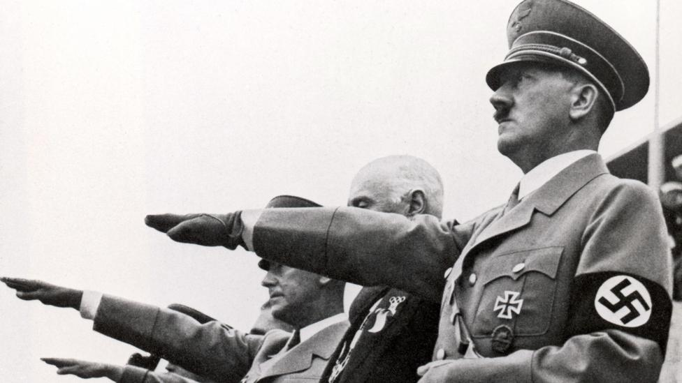 Hitler established the 'fuhrerprinzip', the idea that his word was above all law (Credit: Getty Images)
