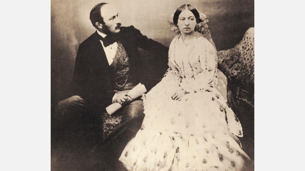 Among the many art forms Victoria and Albert embraced was photography, which was first becoming popular during the early years of her reign (Credit: Corbis)
