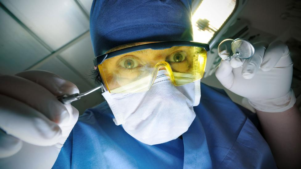 Dentists trips may feel like the stuff of nightmares - but rarely do they have such disturbing consequences (Credit: Getty Images)