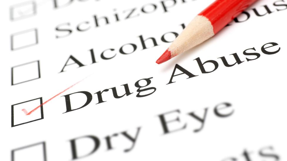 Drugs and alcohol are more likely to increase the risk of violence than mental state (Credit: iStock)
