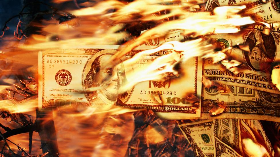 People have been predicting the end for physical money for nearly 60 years (Credit: Getty Images)